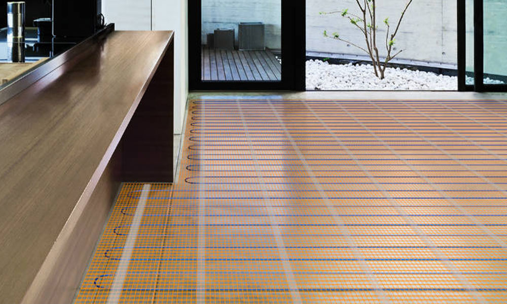 Electric or Hydronic Underfloor Heating?