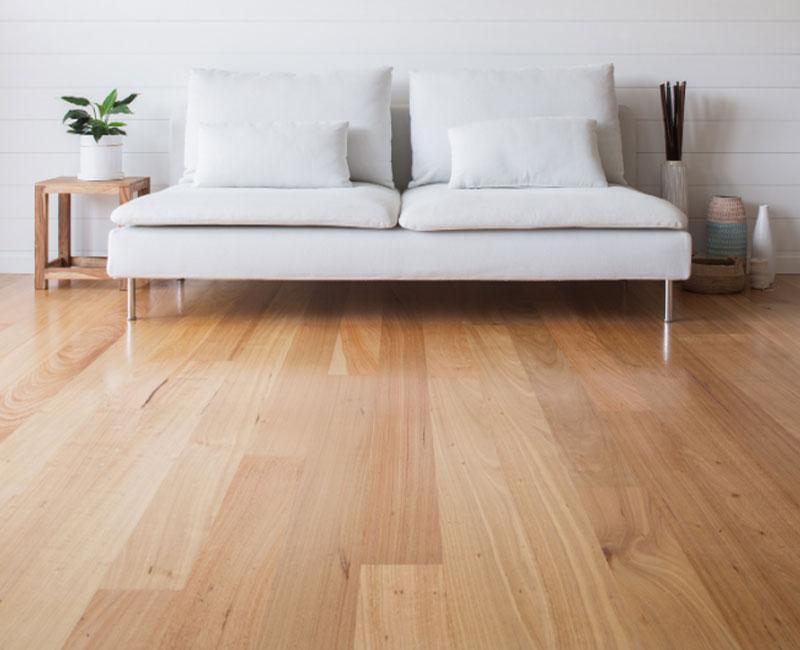 Wood floor heating Kit